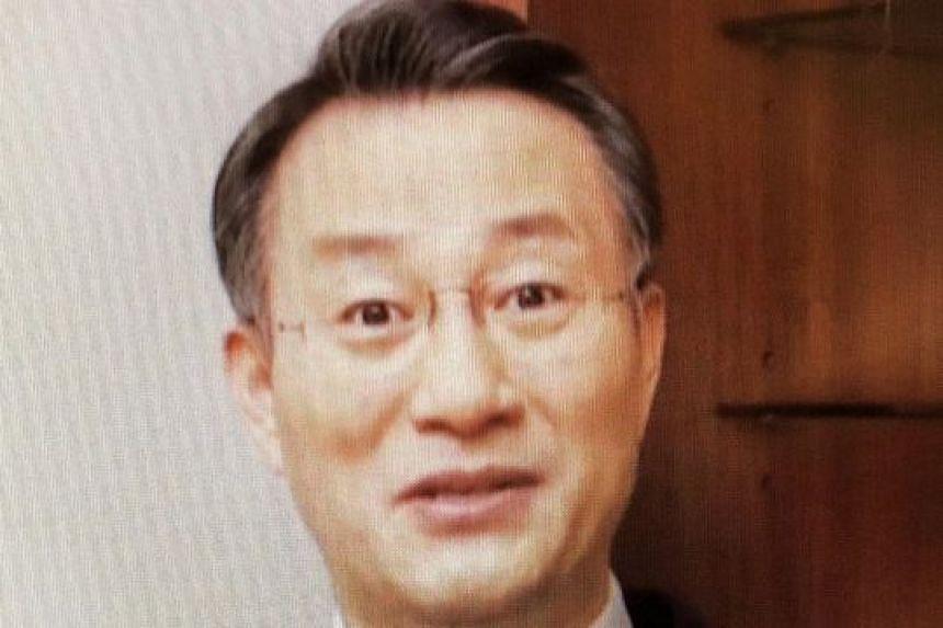 Mr Kim Jung Bong