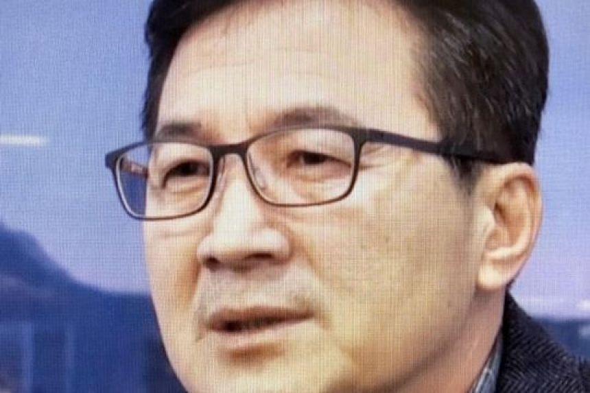 Mr Kim Hyung Soo