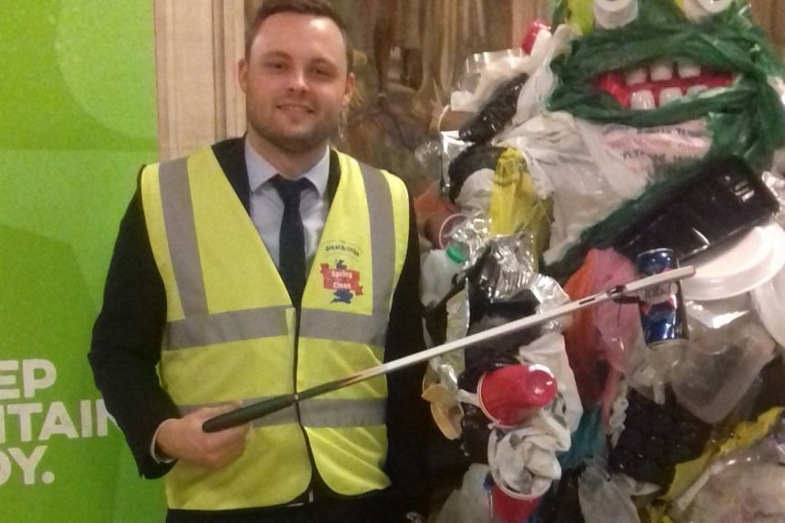 Tory MP Ben Bradley said he would donate a sum to a local food bank in lieu of damages.