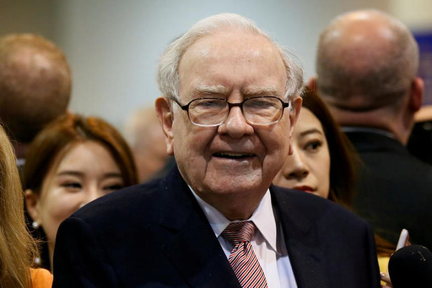 """Billionaire Warren Buffett said it is a """"terrible mistake"""" for investors with long-term horizons to measure their investment """"risk"""" by their portfolio's ratio of bonds to stocks."""