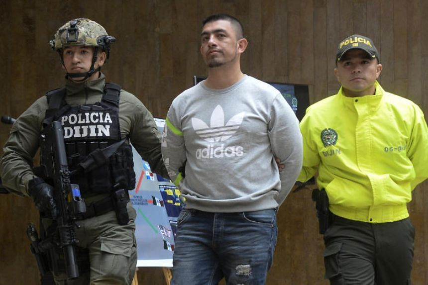 Washington Prado, also known as Gerard, faces charges of moving more than 250 tonnes of Colombian cocaine from Ecuador's Pacific coast to Central America and beyond to the United States.