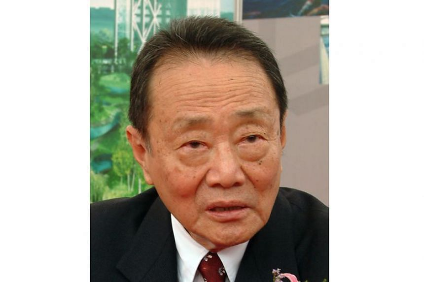 """Malaysian businessman Robert Kuok, 94, was dubbed Malaysia's """"sugar king"""" for long years as he had the government concession to trade sugar in the country."""