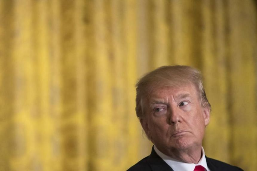 US President Donald Trump had argued that making the Democrats' memo available to the public would reveal intelligence gathering sources and methods.