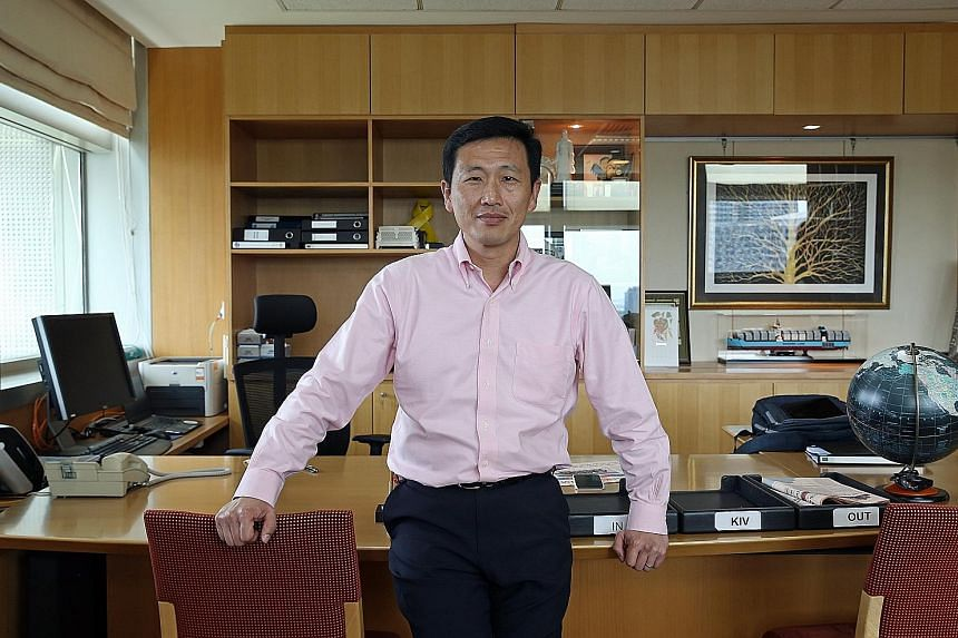 Mr Ong Ye Kung says Singaporeans should stop believing that university education is the only way to develop an individual's potential.