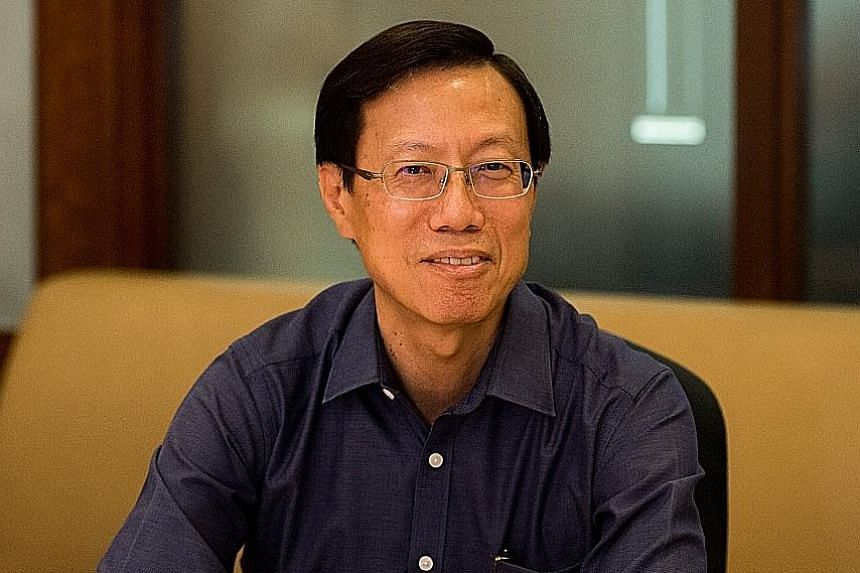 Dr Ang Peng Hwa (above) was elected chairman of the Advertising Standards Authority of Singapore last month, after Professor Tan Sze Wee stepped down.