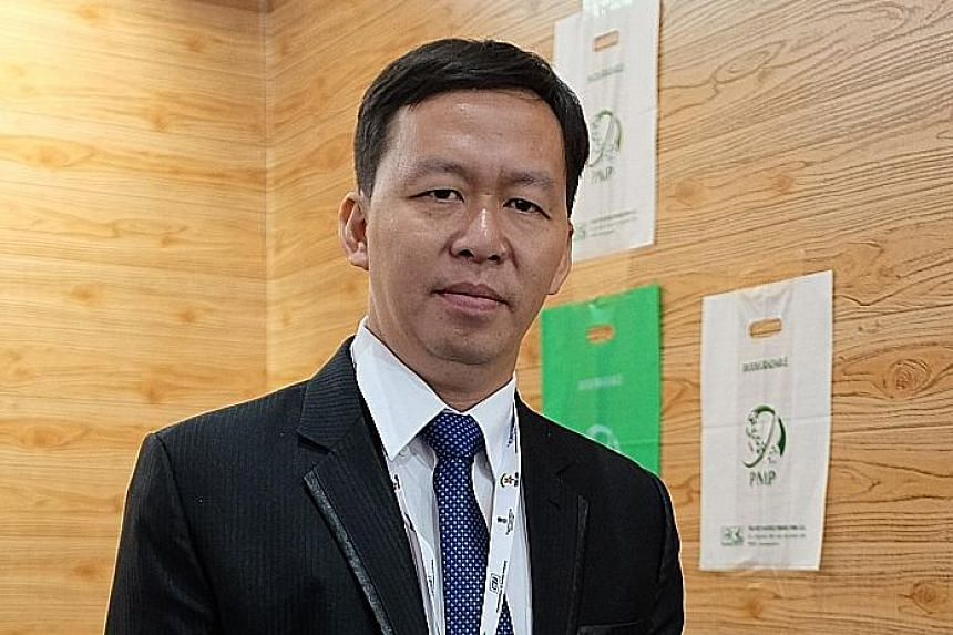 Marketing manager Huynh Xuan Dung was also in India last month. The 37-year-old was in New Delhi for the first time for an Asean-India business expo to promote the fruit grown on his family farm in Vietnam. Students from Asean countries in India on a
