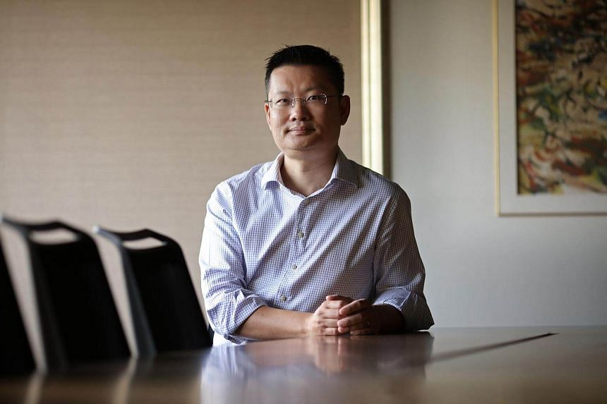 CNMC Goldmine Holdings chief executive officer Chris Lim. The company is seeking dual primary listings on the Hong Kong bourse.