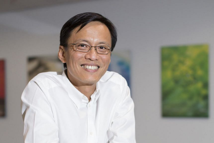 Mr Russell Tham will assume his new post from March 19, 2018.