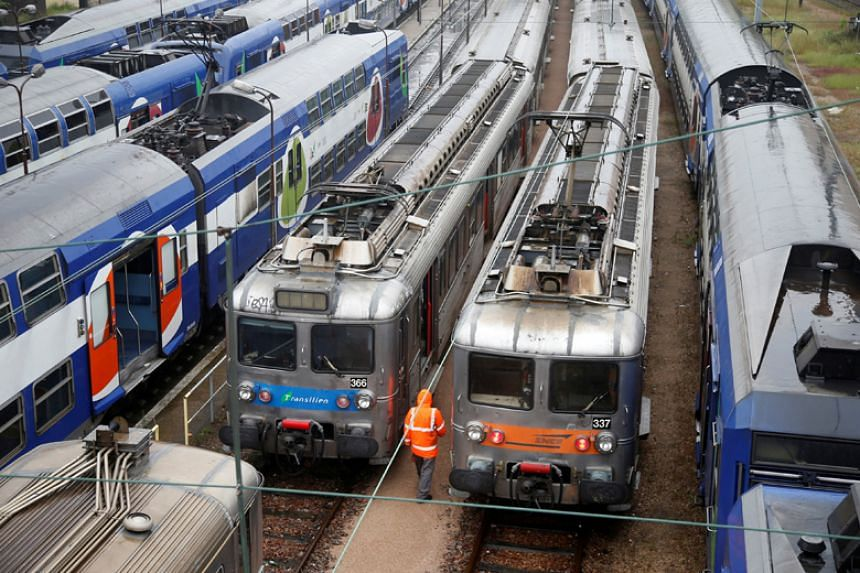 Successive governments have failed to reform France's heavily unionised rail sector.