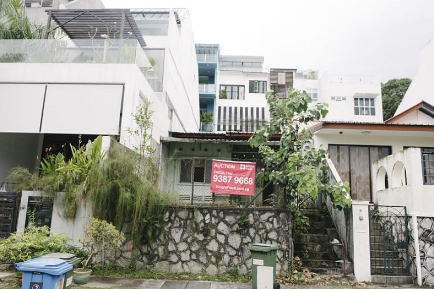 The house at 17, Jalan Batai, where two skeletal remains were found about 10 years apart, will be put up for sale by auction by the Government on Feb 27, 2018.