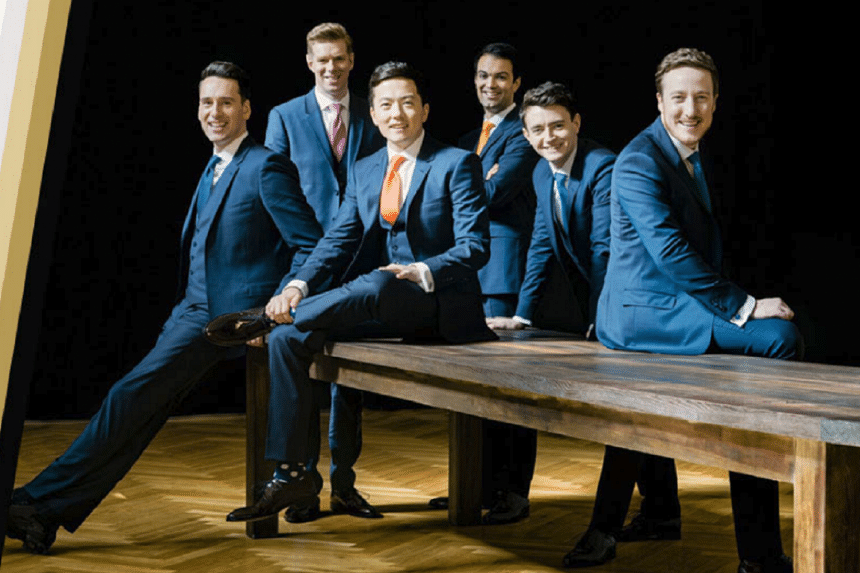 The years may have passed and members come and gone, but what made The King's Singers special in 1968 continues to make them special today.
