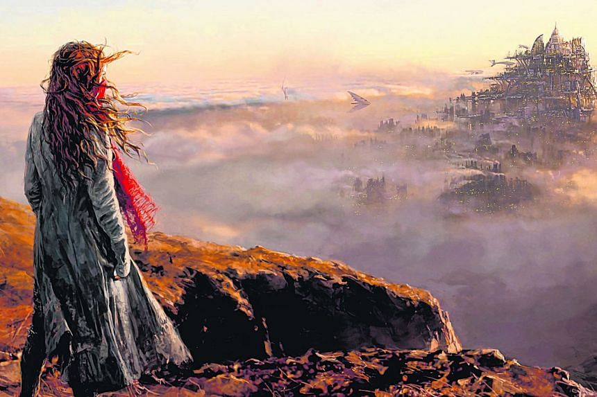 Big cities chase out smaller cities in the world of Mortal Engines .