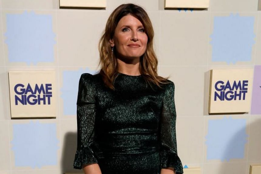 Sharon Horgan stars in new comedy film Game Night as one of several guests invited to a group of friends' regular board-game night.