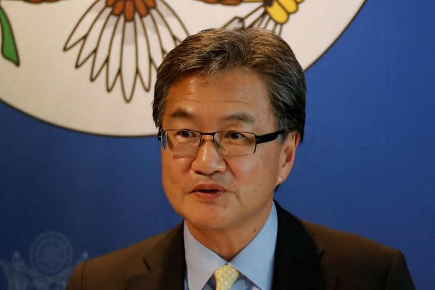 Joseph Yun, who is 63, is retiring as special representative for North Korea policy and deputy assistant secretary for Korea and Japan after more than three decades of service.