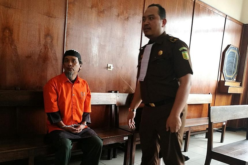 Terrorist Syawaluddin Pakpahan attacked the North Sumatra police headquarters with his follower, who was killed by police.