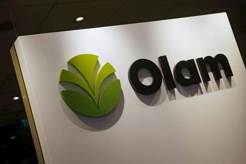 Olam International's net profit for the quarter rose by over two and a half times to S$265.1 million from S$102.2 million in the previous year.