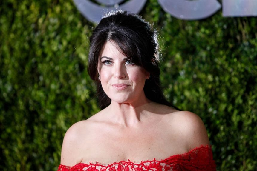 Lewinsky (above, in 2015) says she was diagnosed with post-traumatic stress disorder.