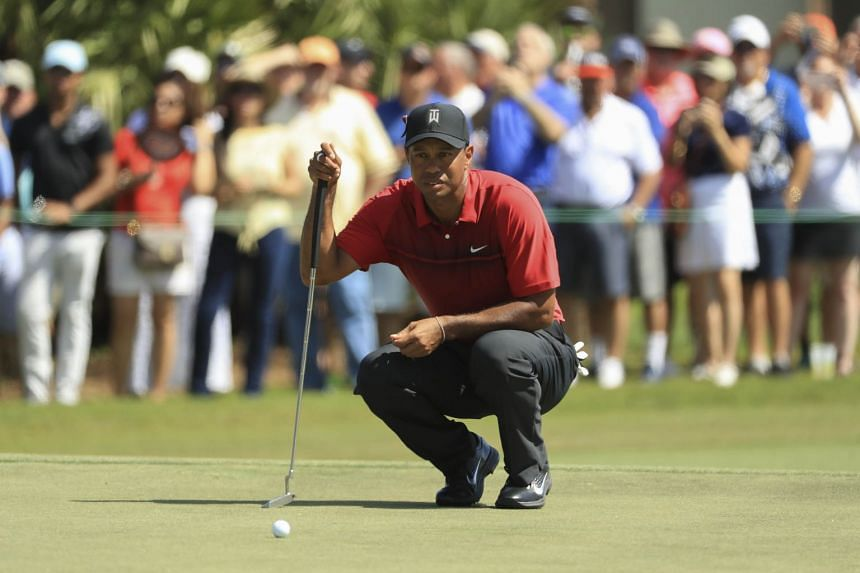 The most recent winner via a playoff was Tiger Woods (above), who won a thrilling duel with Rocco Mediate at Torrey Pines at the 2008 US Open in sudden death, after an 18-hole playoff finished in a tie.