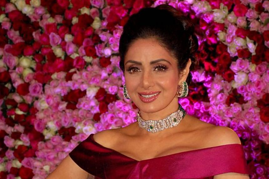 The death of Indian film star Sridevi has left Indians in shock, prompting an outpouring of grief across the nation.