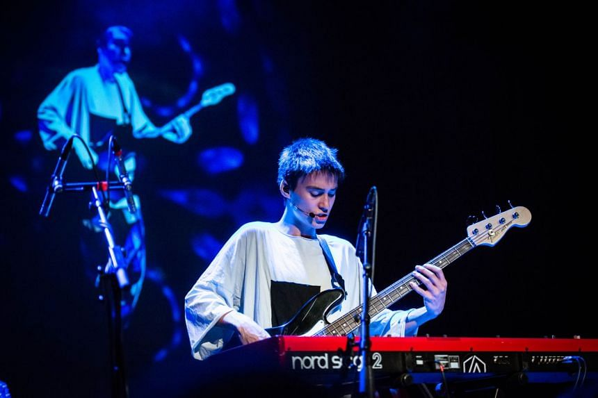Tickets for British musician Jacob Collier's debut concert at the Victoria Theatre sold out on Feb 21, and five free programmes have been fully booked.