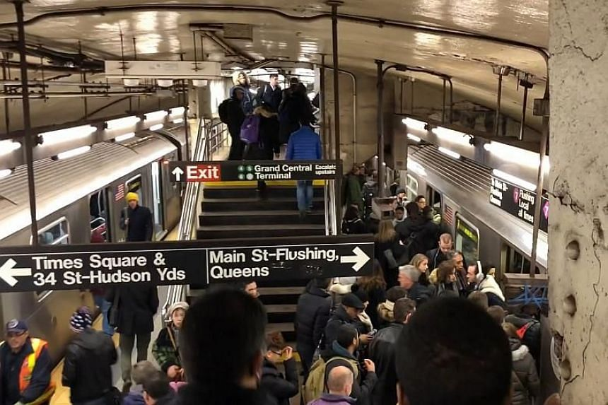 Maintaining the New York City subway is a constant battle amid inadequate funding, overcrowding - and water seepage.