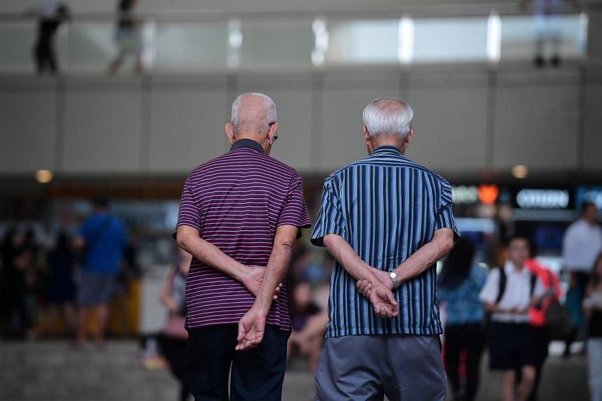 Singapore's ageing population will have growing healthcare needs and will likely place a strain on government revenues in the future as more older people exit the workforce.