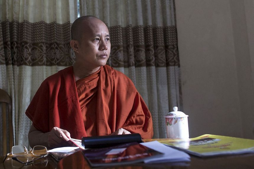 Wirathu, a prominent face of Myanmar's Buddhist ultra-nationalist movement, had amassed hundreds of thousands of followers on Facebook, using it as a platform to attack Muslims, singling out the stateless Rohingya minority.