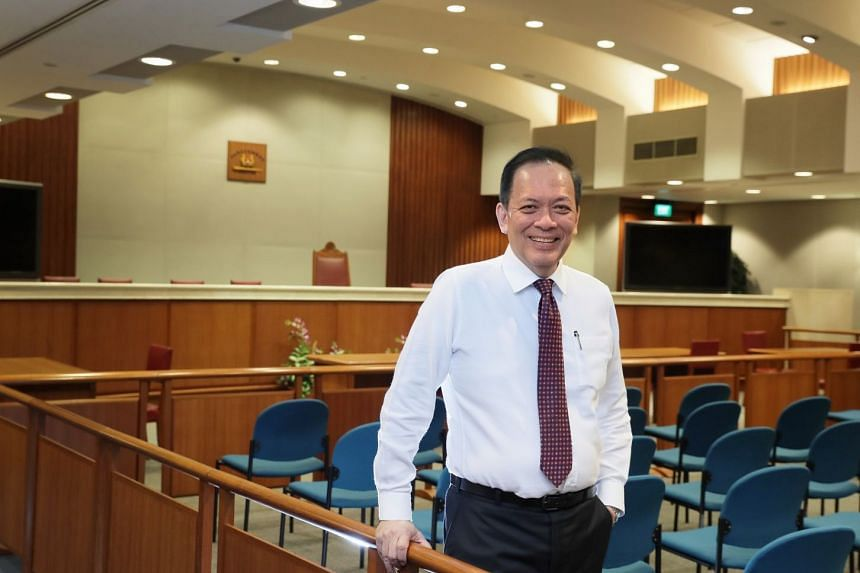 """Deputy Speaker Charles Chong said he is """"very encouraged by the strong response to the call for public participation so far""""."""