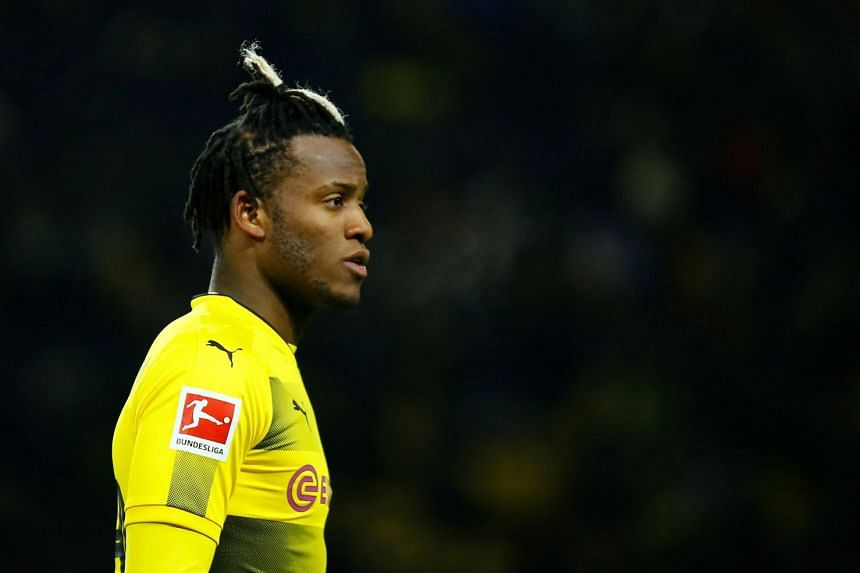 Borussia Dortmund striker Michy Batshuayi hit out at Atalanta fans for making monkey noises during a Europa League last-32 second-leg meeting between the two sides.
