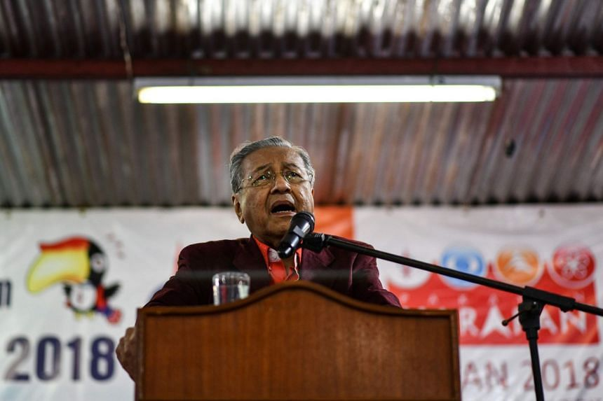 Tun Mahathir plans to visit rural farmers under the Felda scheme who have voted for the ruling coalition Barisan Nasional for generations.
