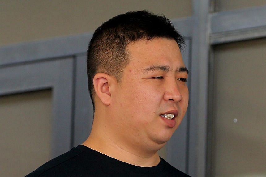 Hou Tie was jailed for four weeks and banned from driving for a year.