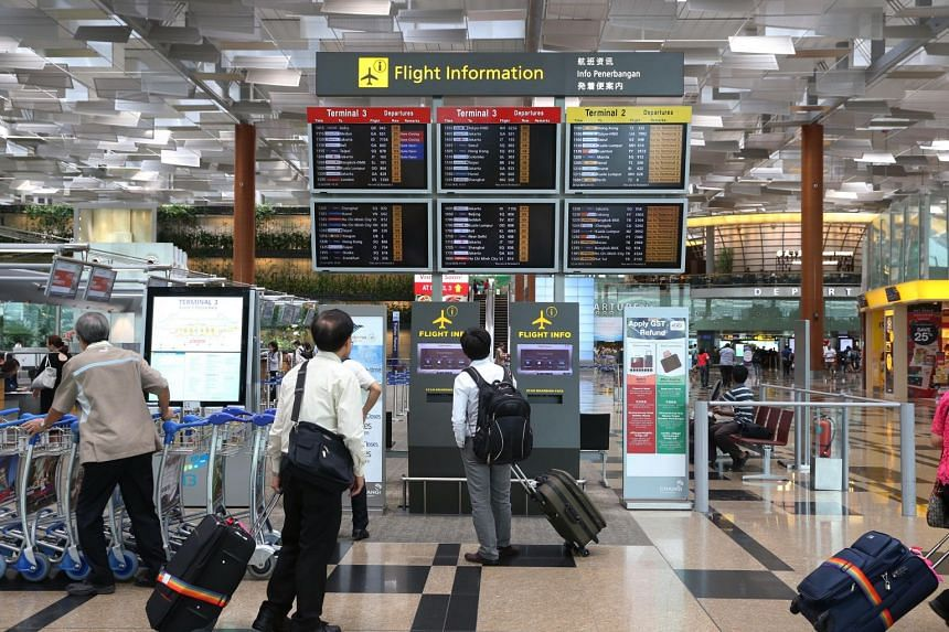 The total departure fee for passengers departing from Changi Airport will increase to $62.30 from April 1, 2024.