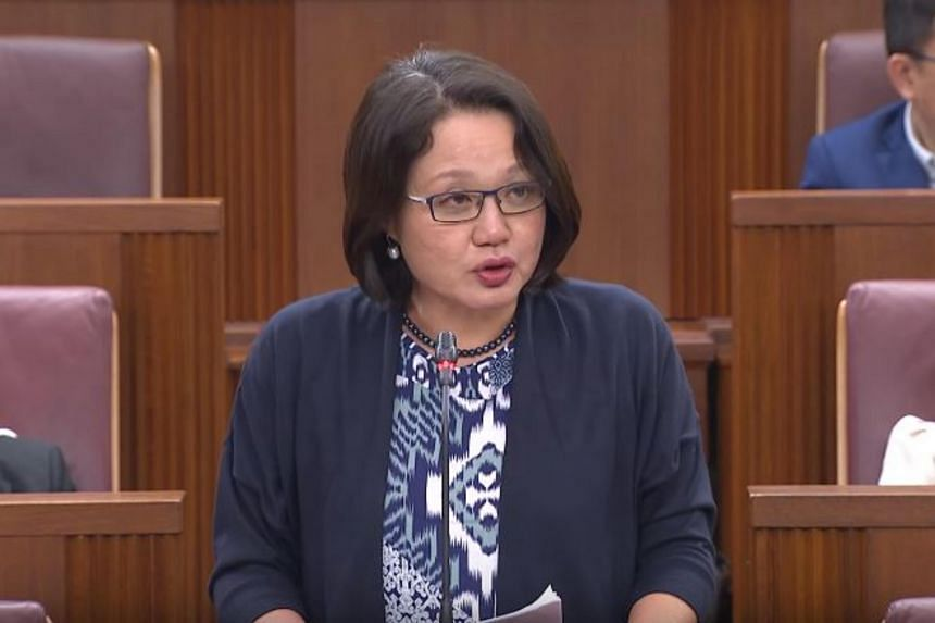 Workers' Party chairman Sylvia Lim was not in the House when her name was called on the second day of the Budget debate.