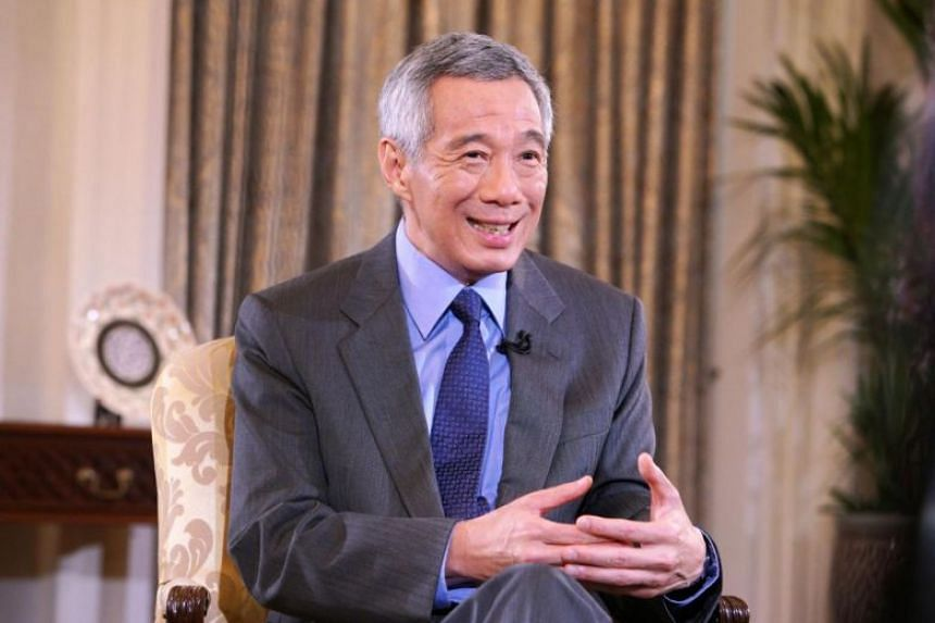 Prime Minister Lee Hsien Loong said that he is asking the fourth-generation ministers to draft the Government's agenda for Madam Halimah's address.