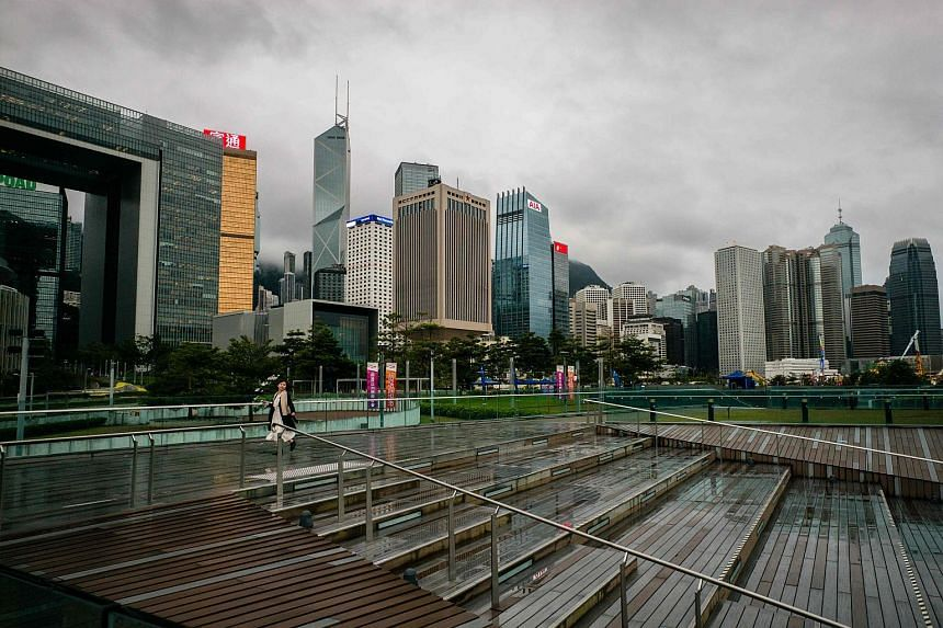 Hong Kong's economy grew 3.8 per cent in 2017, slightly higher than previously forecast.