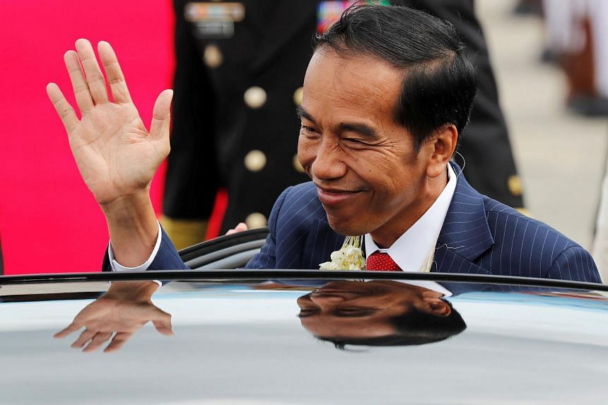 Indonesian President Joko Widodo, has secured the support of five political parties and together, they control about 52 per cent of seats at the House of Representatives.