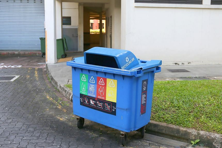 The 44,200 tonnes of recyclables collected by public waste collectors works out to about 2 per cent of the 2.1 million tonnes of waste generated by the domestic sector in 2016.