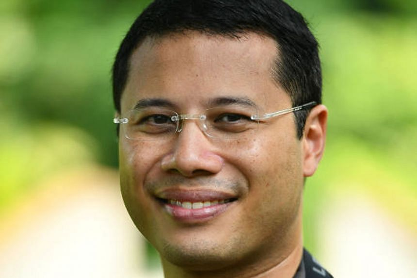 DESMOND LEE, 41, Minister for Social and Family Development