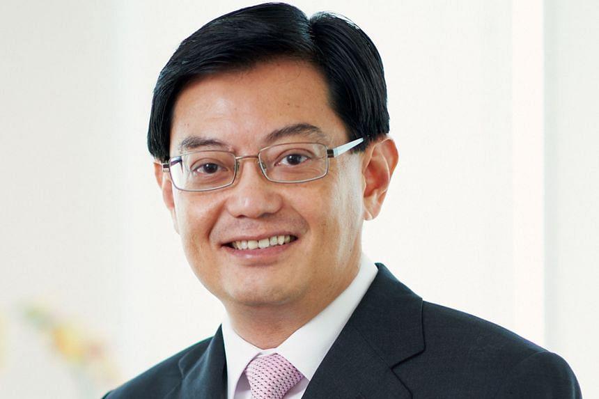 HENG SWEE KEAT, 56, Minister for Finance