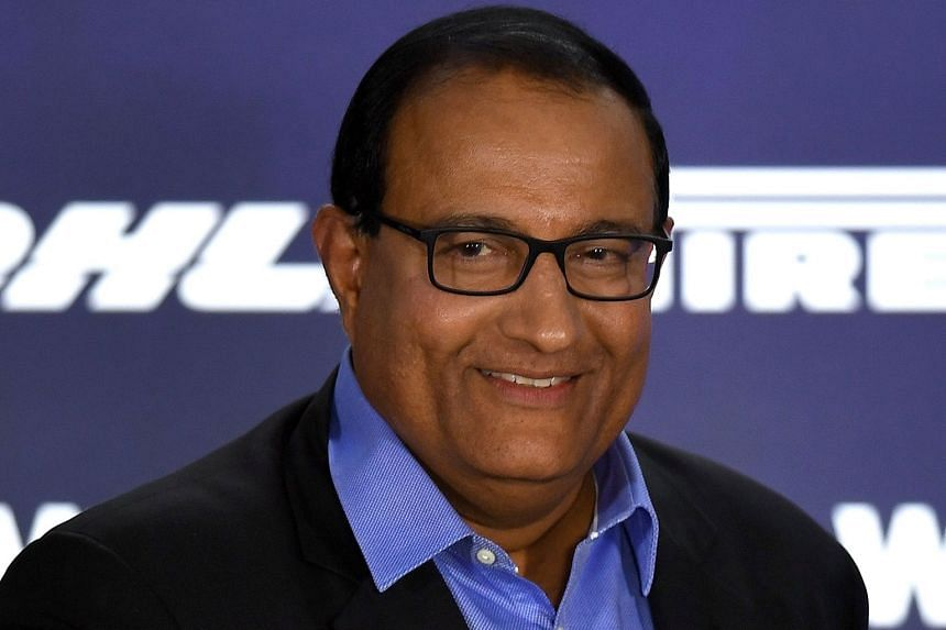 S. ISWARAN, 55, Minister for Trade and Industry (Industry)