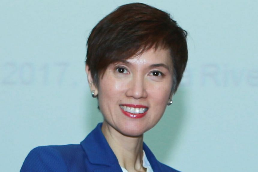 JOSEPHINE TEO, 49, Minister in the Prime Minister's Office