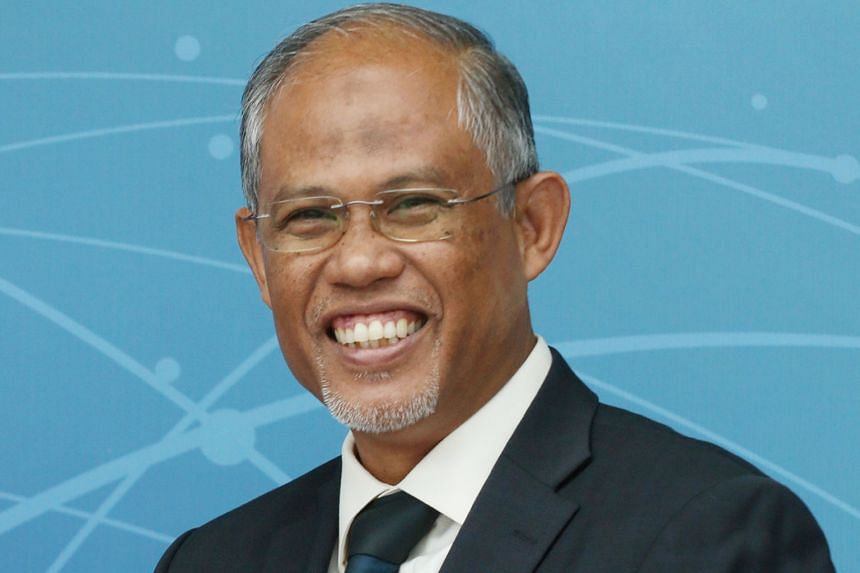 MASAGOS ZULKIFLI, 54, Minister for the Environment and Water Resources