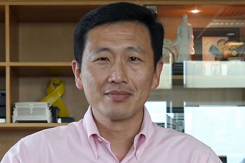ONG YE KUNG, 48, Minister for Education (Higher Education and Skills)