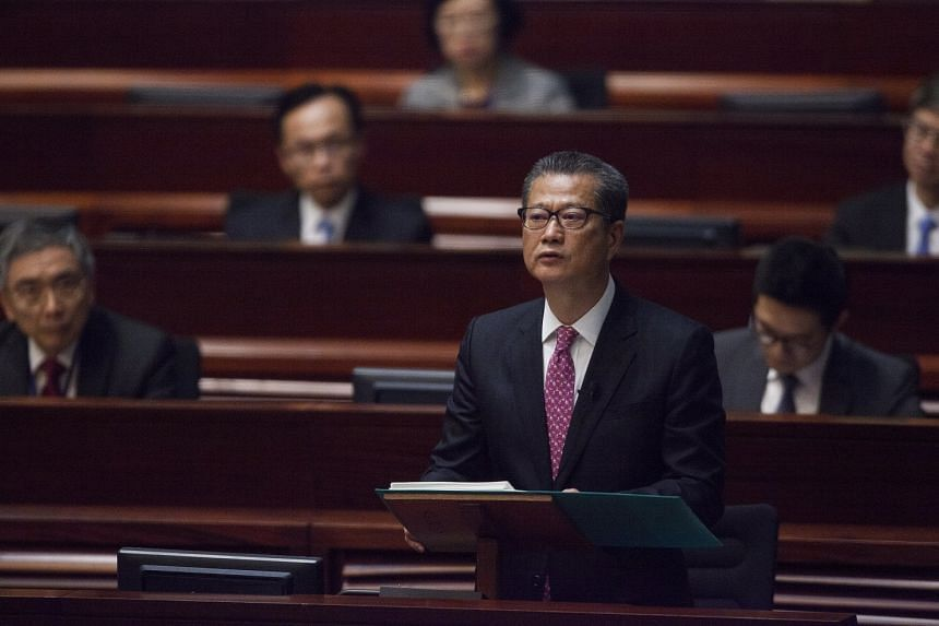 Financial Secretary Paul Chan said in his annual Budget speech on Feb 28, 2018, that innovation and technology is undoubtedly an economic driver in future.