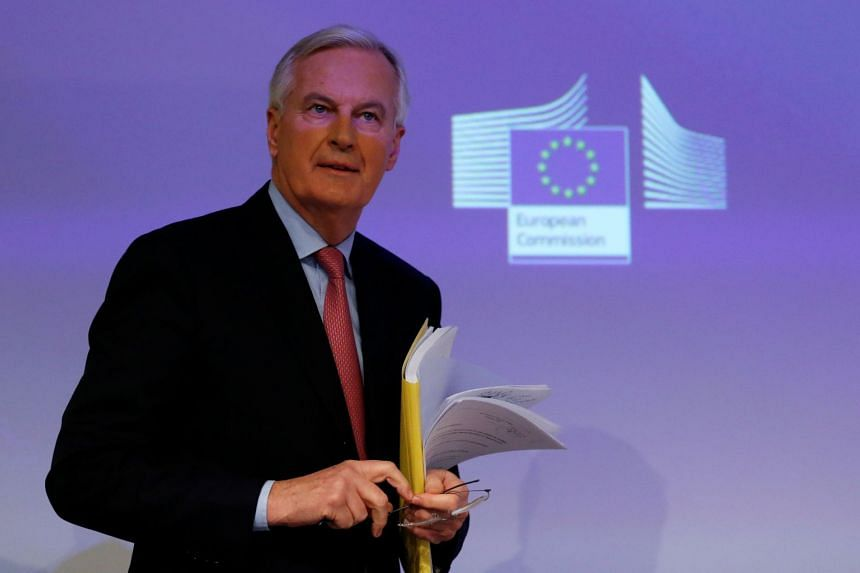 European Union's chief Brexit negotiator Michel Barnier said he would engage in a new round of negotiations next week and would also meet leaders of Northern Ireland early in the week.