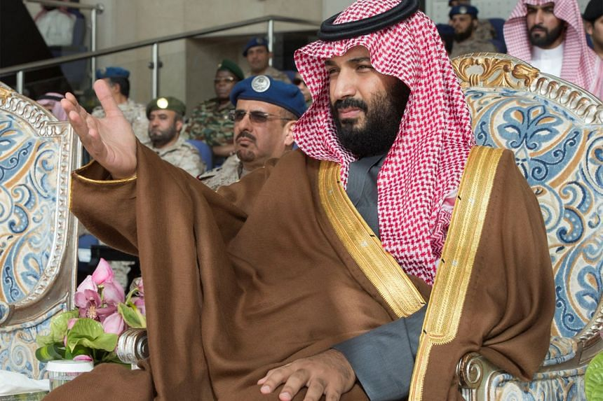 Saudi Crown Prince Mohammed bin Salman will be in the US after a visit to Britain for talks with Prime Minister Theresa May.