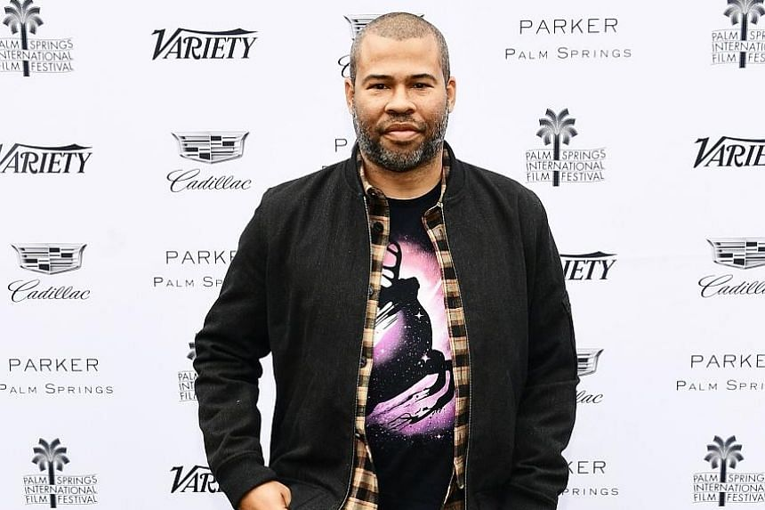 Director Jordan Peele is the first African American in the running for Best Picture, Best Director and Best Original Screenplay at the upcoming Oscars.