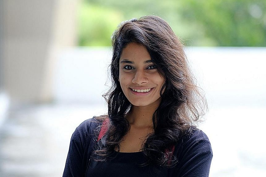 Ms Poornima Venkataraman discovered her interest in analytics after junior college during a stint at a digital consultancy doing market research.