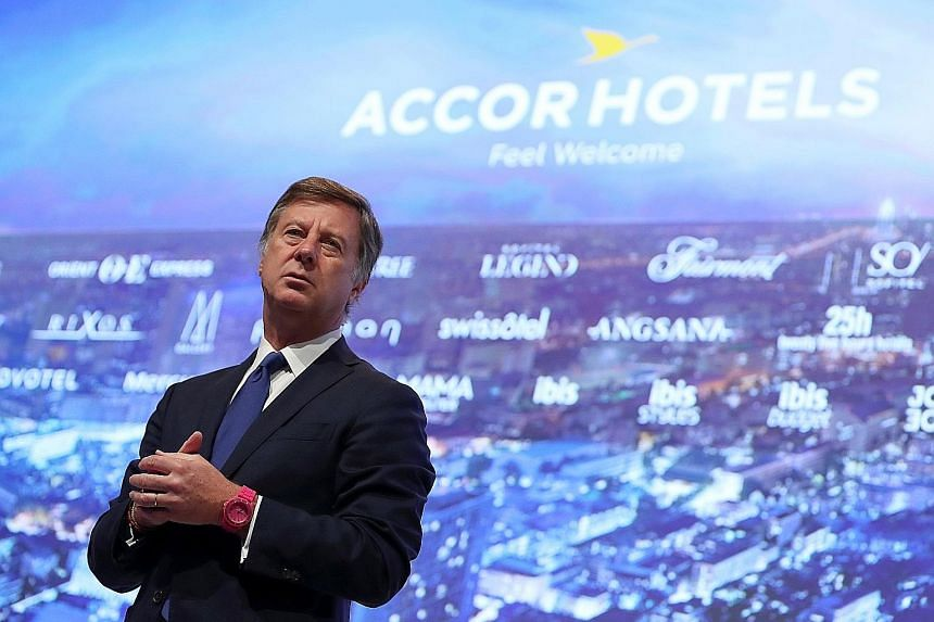 Mr Sebastien Bazin, chairman and chief executive of French-based AccorHotels, said the deconsolidation of its property business arm, AccorInvest, will provide AccorHotels with substantial leeway to enhance its dynamic growth and innovation strategy.