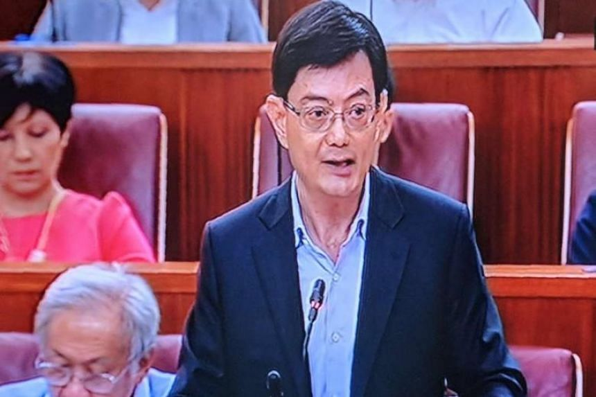 Finance Minister Heng Swee Keat said the Government's approach is to give Singaporeans a good chance of realising their potential at various stages in life.